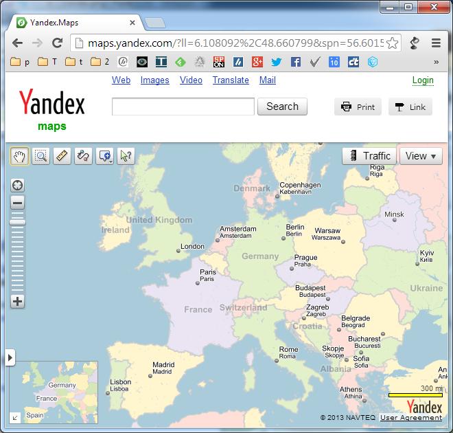 YandexMaps