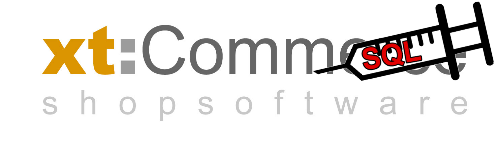 xtCommerceSQL-Injection