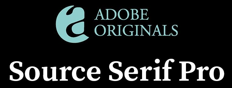 AdobeSourceSerifPro