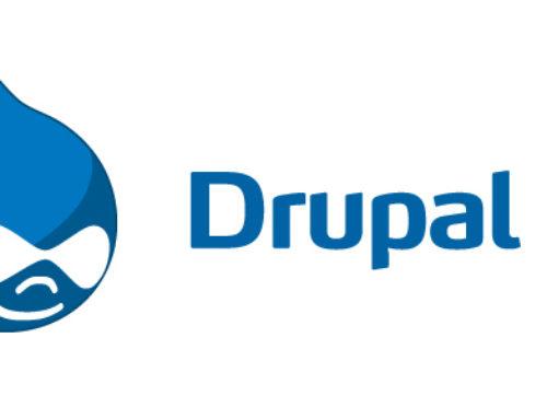 Drupal 8.8 kommt mit Medienbibliothek und Backend Theme