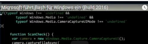 UbuntuBashWin10