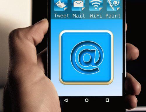 Apps Blue Mail und Type App stehlen Email-Passwörter