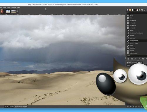 GIMP 2.10 – kostenlose Konkurrenz für Photoshop