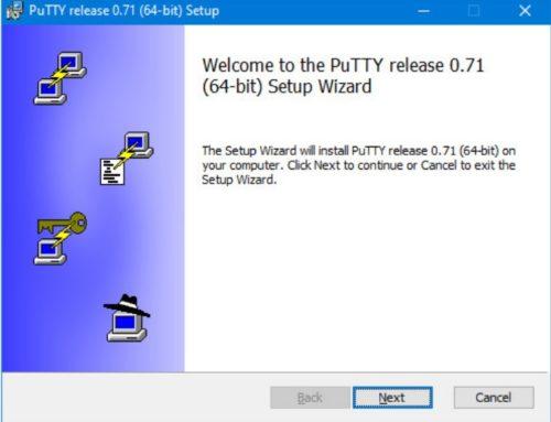 Putty-Update 0.71 schließt Sicherheitslücken