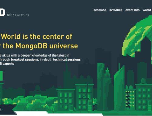 NoSQL-Datenbank MongoDB 4.2 angekündigt