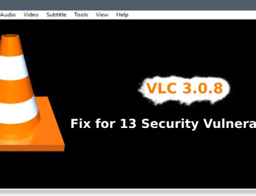 Video-Player VLC 3.0.8 veröffentlicht