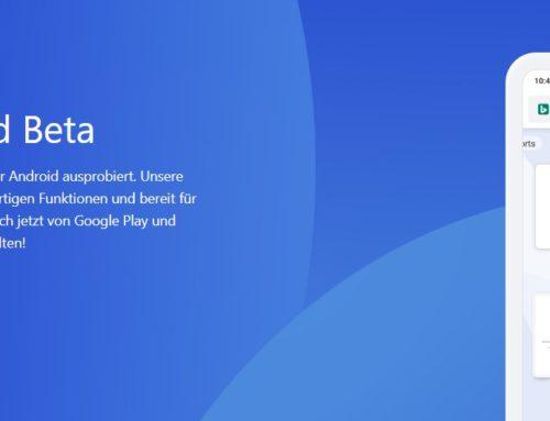 Erste Betaversion des Browsers Vivaldi für Android