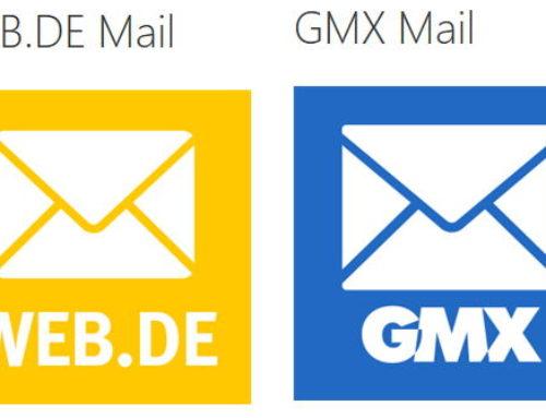 Ende der Mail-App von GMX und Web.de