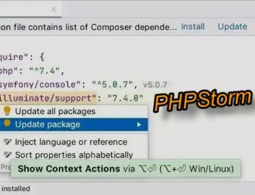IDE PhpStorm 2020.1 kommt mit PHPUnit-Toolbox