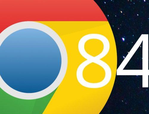 Google Chrome 84 schließt Sicherheitslücken