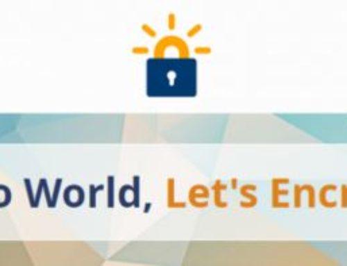 Let's Encrypt wechselt sein Zertifikat