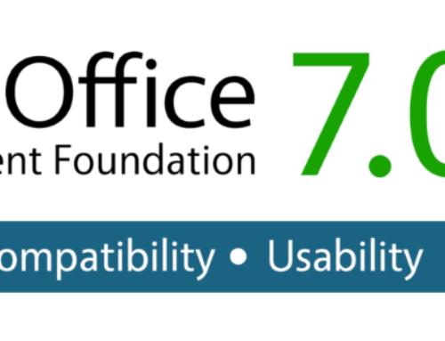 LibreOffice-Update 7.0.2 behebt 131 Fehler