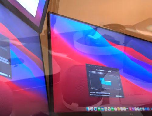 Bis zu 6 Bildschirme an M1-Macs