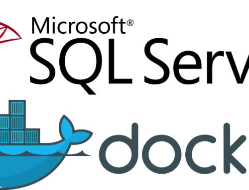 Microsoft SQL Server für Windows Container eingestellt