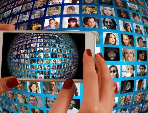 Mitarbeiter-Fotos auf der Unternehmens-Homepage